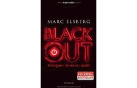 Buch Cover Blackout - Morgen ist es zu spät