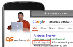 Beitrag Google Mobile Ready