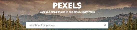 https://www.pexels.com/