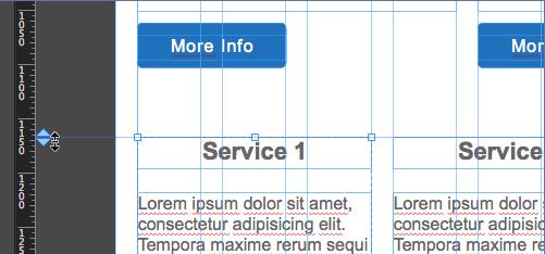 Adobe Muse Responsive - vertikales verschieben
