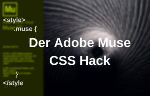 Adobe Muse CSS Hack