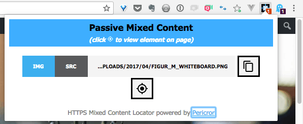 Mixed Content Browser Plugin - Details