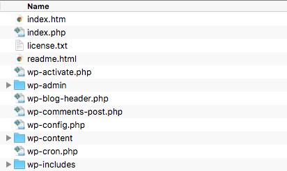 Google Webfont selber hosten - mit FTP übertragen - Verzeichnis finden